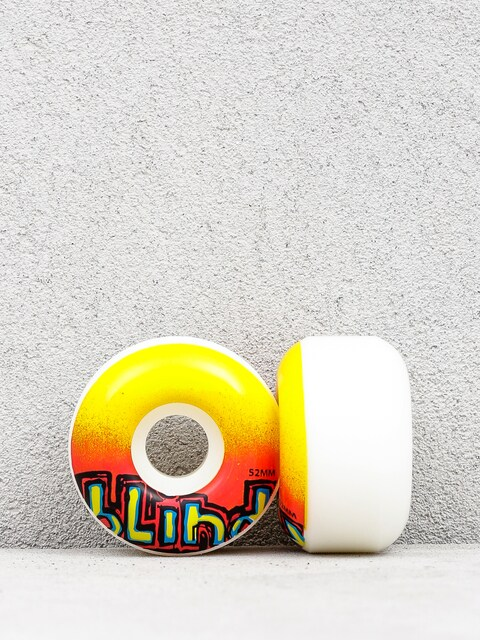Blind Spray Fade Wheels (orange)