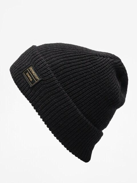 Emerica Pendleton Cuff Beanie Mütze (black)
