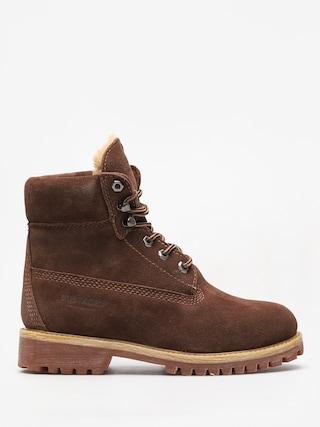 Bustagrip King Suede Warm Shoes Wmn (brn+war)