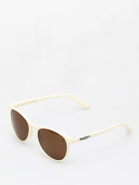 Majesty Rush Sunglasses (beige/polarised brown lens)