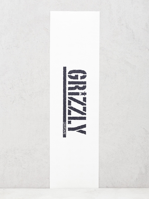 Grizzly Griptape Clear Stamp Grip (white)