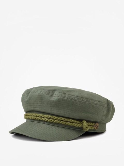 Brixton Bosmanka Fiddler Cap Flat cap Wmn (lt olive/lt olive)