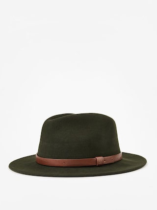 Brixton Messer Fedora Hat (hunter)