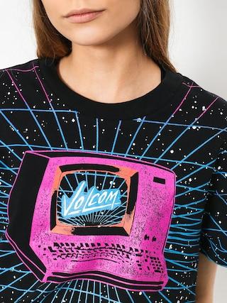 Volcom Gmj T-shirt Wmn (blk)