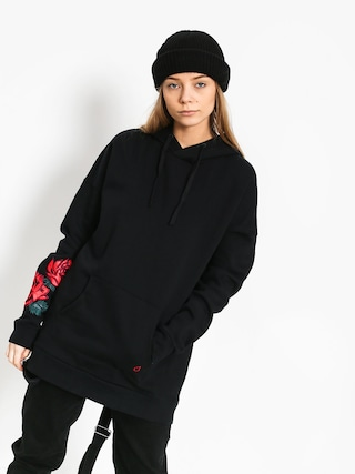 Volcom Burned Down HD Hoodie Wmn (blk)