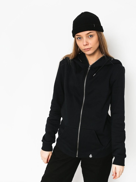 Volcom Walk On By ZHD Hoodie Wmn (blk)