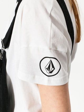 Volcom One Of Each T-shirt Wmn (wht)