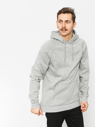 Vans Versa HD Hoodie (cement heather)