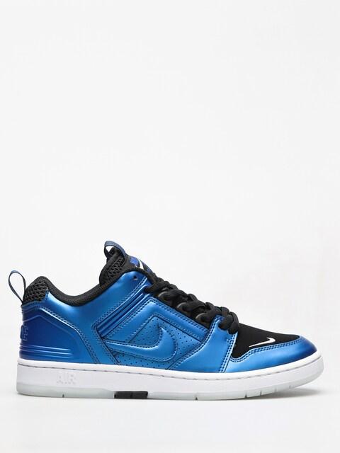 Nike SB Sb Air Force II Low Schuhe (intl blue/intl blue black white)