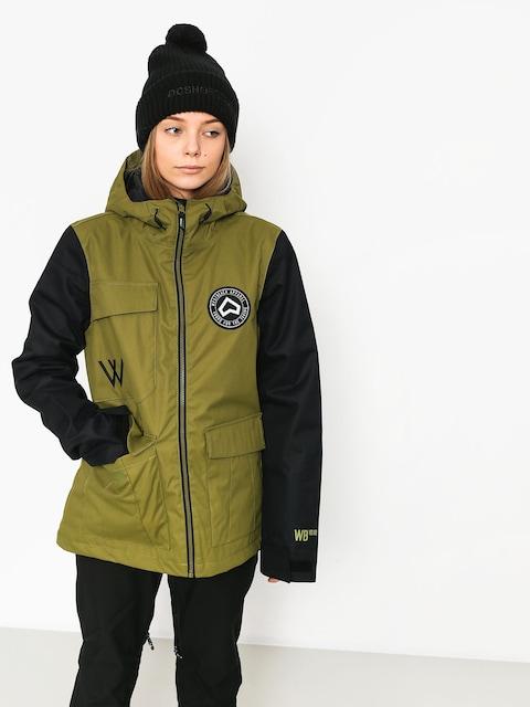 Westbeach Flux Snowboard jacket Wmn (combat green)