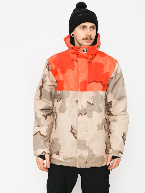 DC Defy Snowboard jacket (incense dcu camo men)