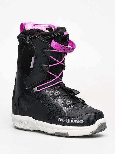Northwave Domino SL Snowboardschuhe Wmn (black)