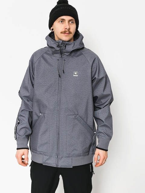 DC Spectrum Snowboard jacket (neutral gray heather)