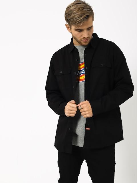 Brixton Olson Wvn Shirt (black)