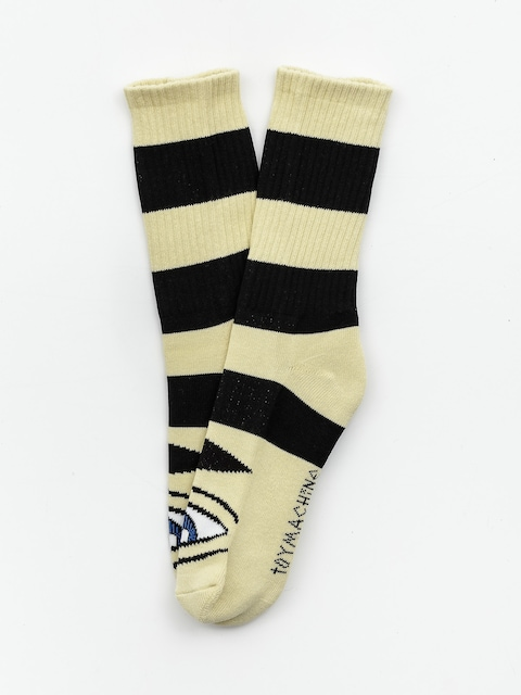Toy Machine Sect Eye Socks (camel)