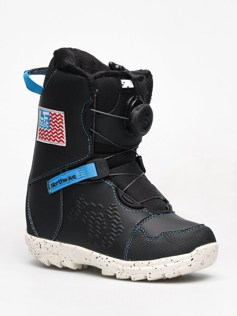 Northwave Snowboard boots Lf Spin (black)