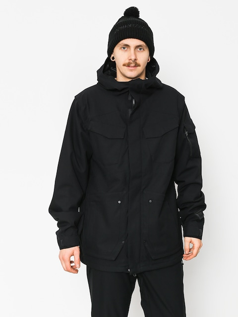 Volcom Vco Inferno Ins Snowboard jacket (blk)