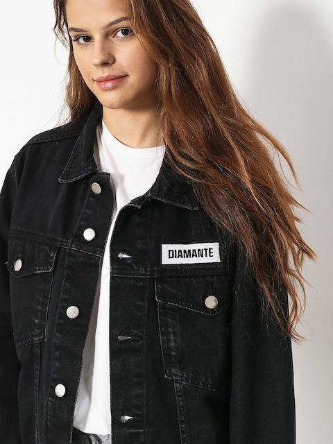 Diamante Wear Black Pearl Jacke Wmn (black)