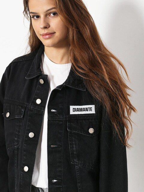 Diamante Wear Black Pearl Jacket Wmn (black)
