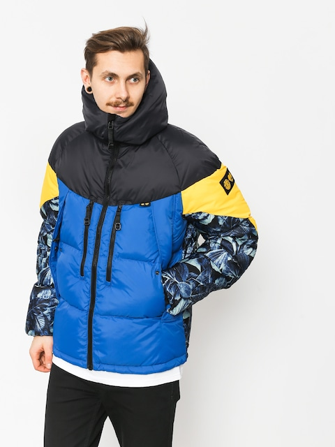 Element Griffin Heavy Down P Jacket (royal blue)