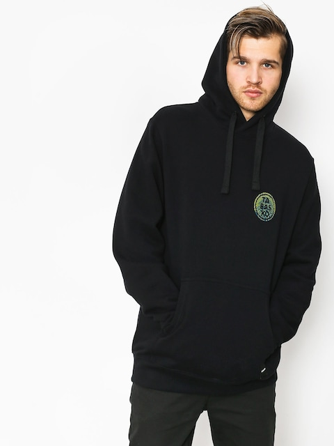 Tabasko Jungle HD Hoodie (black)