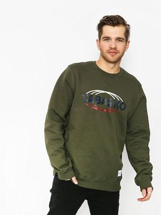 Tabasko Globus Sweatshirt (khaki)
