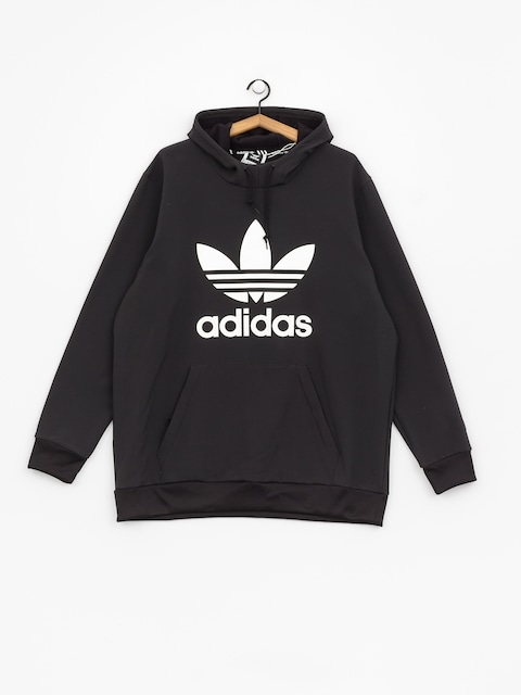 adidas Team Tech HD Hoodie (black/white)