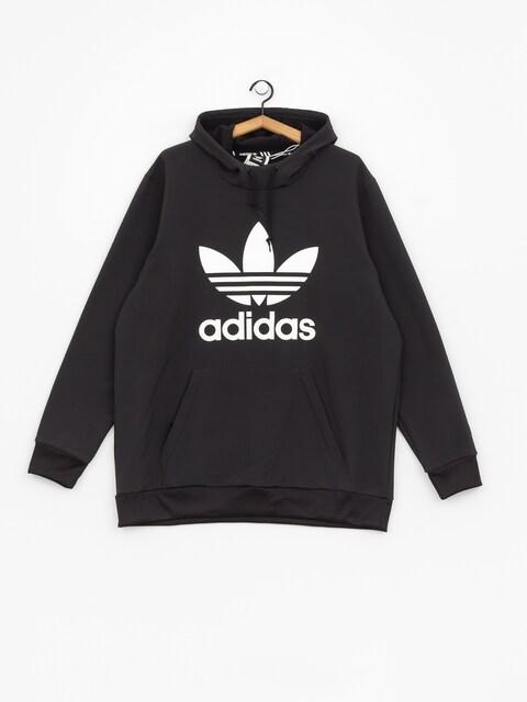 adidas Team Tech HD Hoody (black/white)