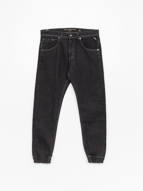 MassDnm Base Jogger Jeans Sneaker Fit Hose (black rinse)