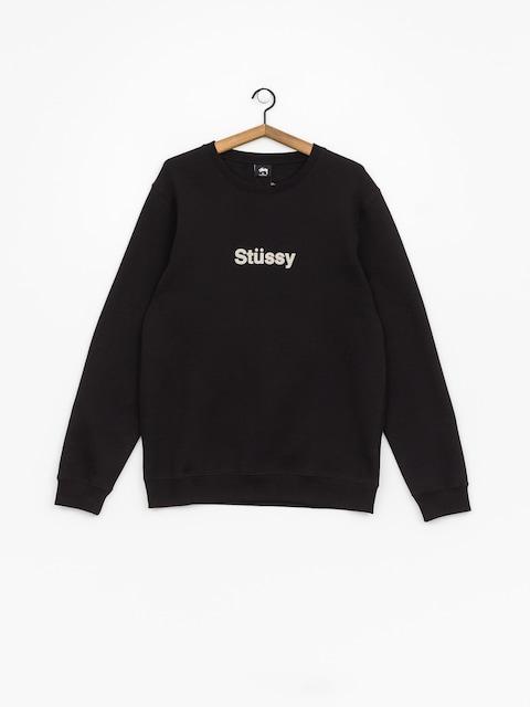 Stussy Weld App Sweatshirt (black)