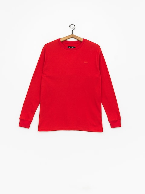 Diamond Supply Co. Thermal Longsleeve (red)