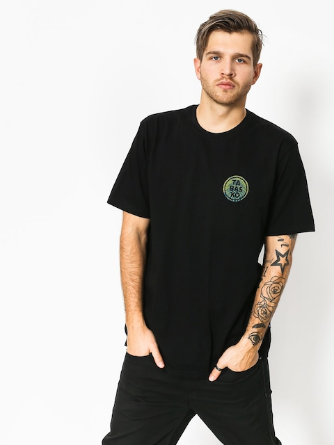 Tabasko Jungle T-shirt (black)