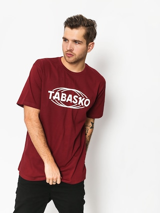 Tabasko Globus T-shirt (red)
