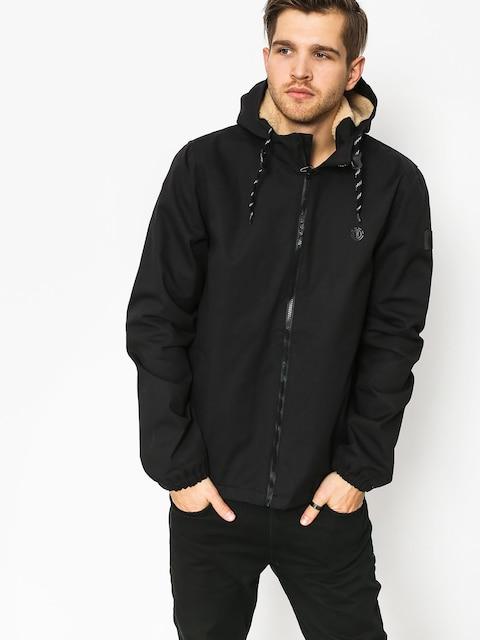 Element Alder Wax Jacket (flint black)