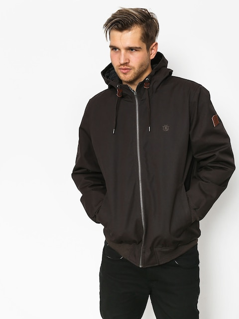 Element Dulcey Wax Jacket (chocolate torte)