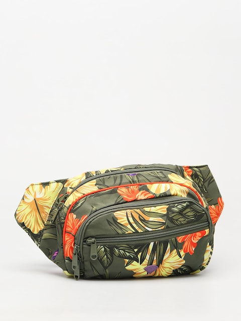 Diamond Supply Co. Aloha Floral Fanny Pack Bum bag (olive)