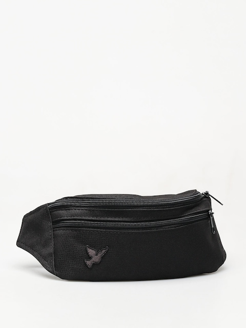 Nervous Patch Bum bag (black)