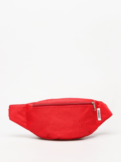 Diamante Wear Logo Bum bag (red)