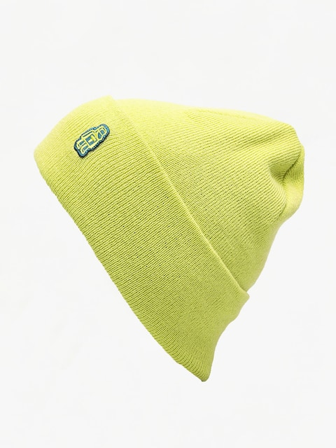 Tabasko Logo Beanie (yellow/green)