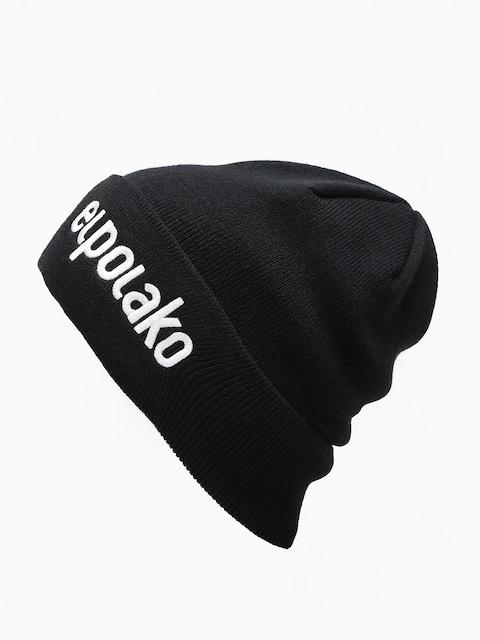 El Polako Basic Beanie (black)