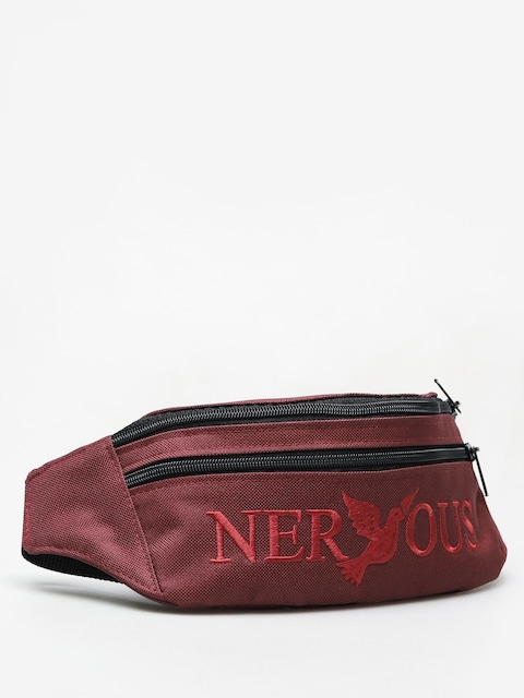 Nervous Classic Bum bag (maroon)
