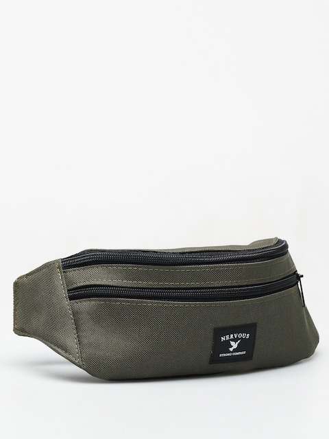 Nervous Brand Bum bag (olive)