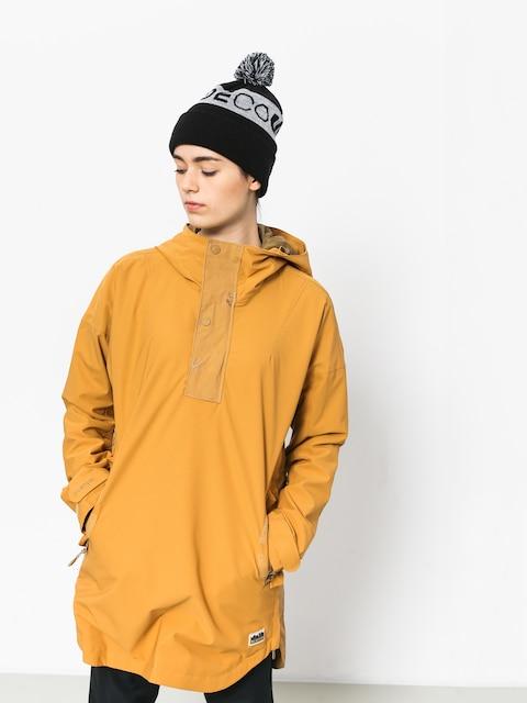 Burton Chuteout Anorak Snowboard jacket Wmn (camel)