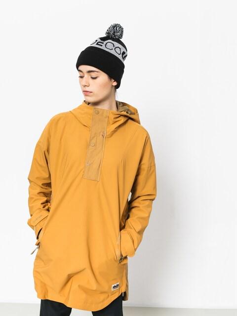 Burton Chuteout Anorak Snowboardjacke Wmn (camel)