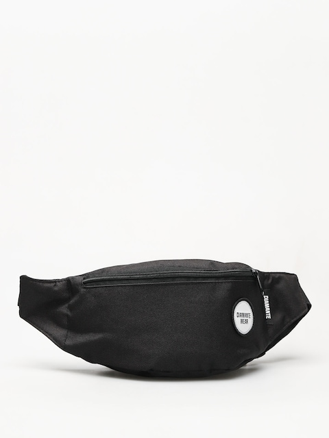 Diamante Wear Bum bag Run (black)
