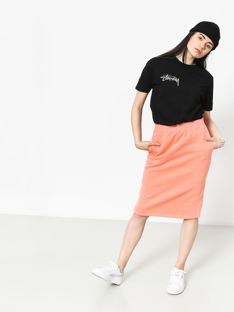 Stussy Margo Skirt Wmn (peach)