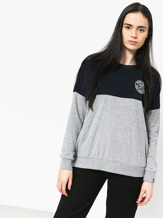 Volcom Blocking Crew Sweatshirt Wmn (snv)