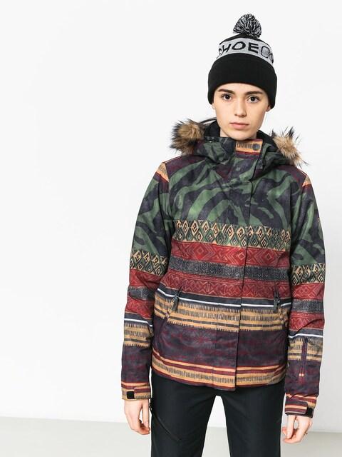 Roxy Jet Ski Se Snowboard jacket Wmn (wild ethnic)