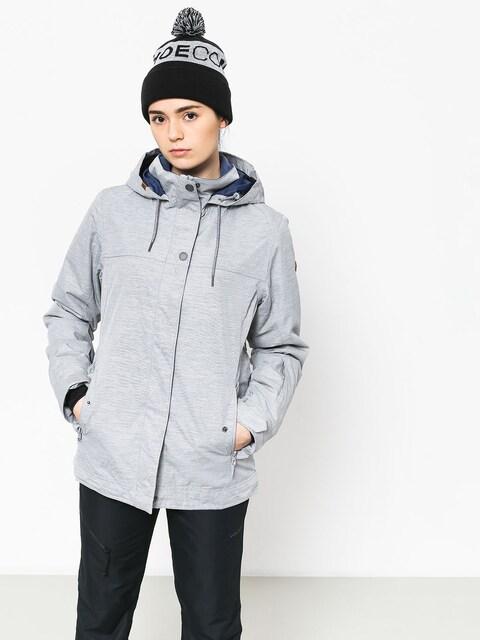 Roxy Billie Snowboardjacke Wmn (warm heather grey)