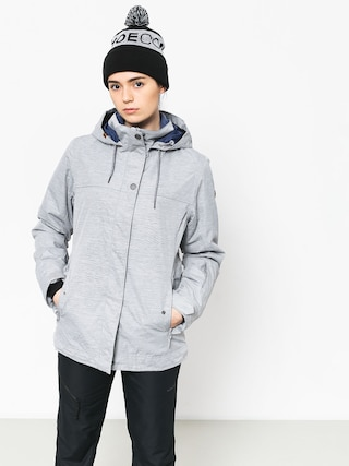 Roxy Billie Snowboard jacket Wmn (warm heather grey)